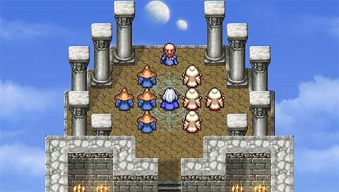 FF IV Complete Collection (PSP) au printemps en français