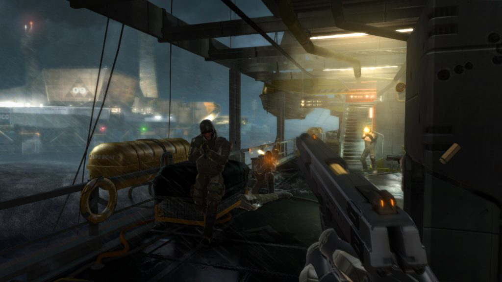 Un contenu téléchargeable pour Deus Ex: Human Revolution!