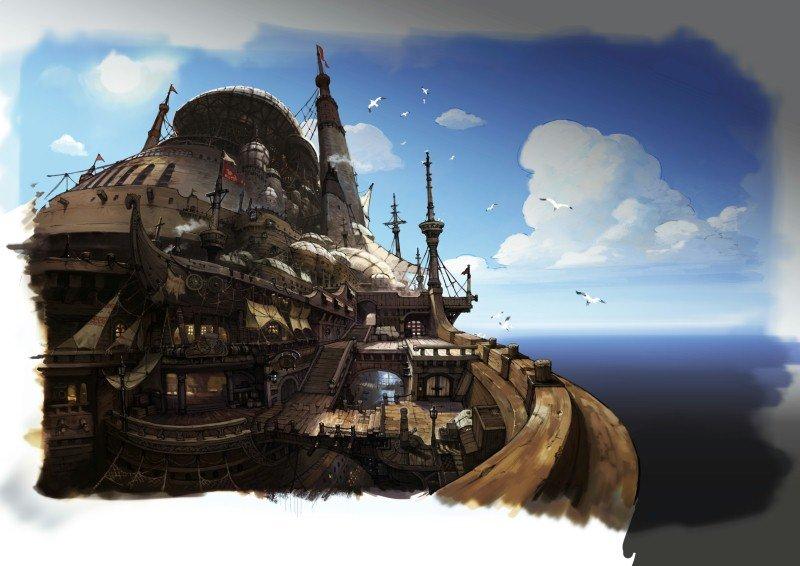 Présentation de Bravely Default: Flying Fairy