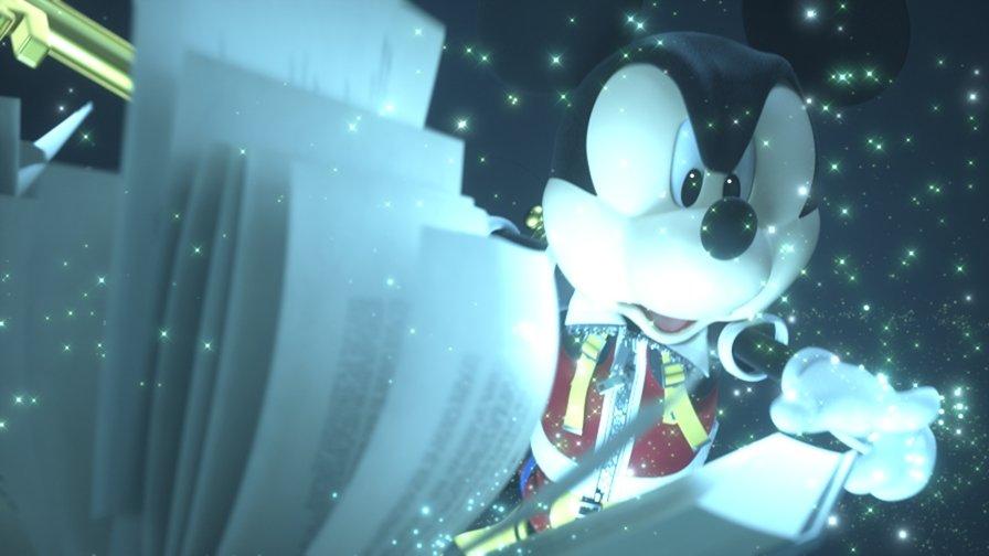 [MàJ] Kingdom Hearts 3D: La cinématique d'intro!