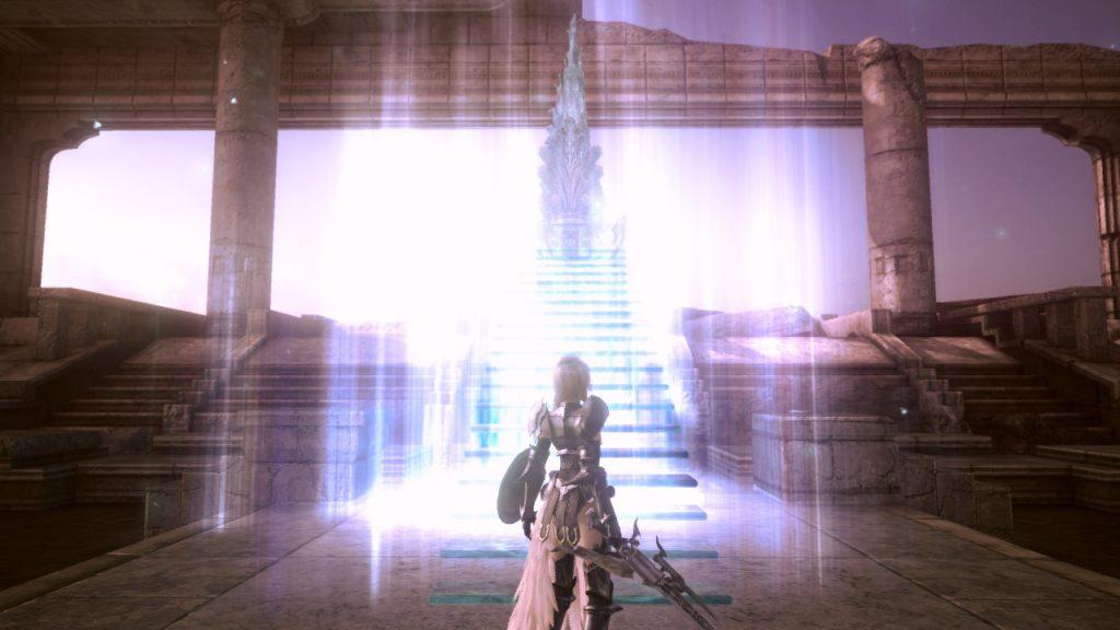 FFXIII-2: Requiem de la Déesse, mages et Cie