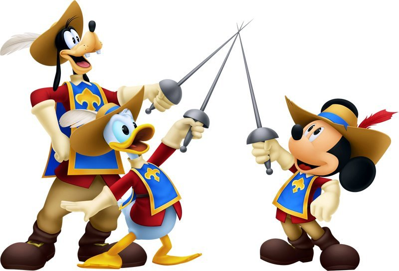 Des nouvelles images pour Kingdom Hearts Dream Drop Distance