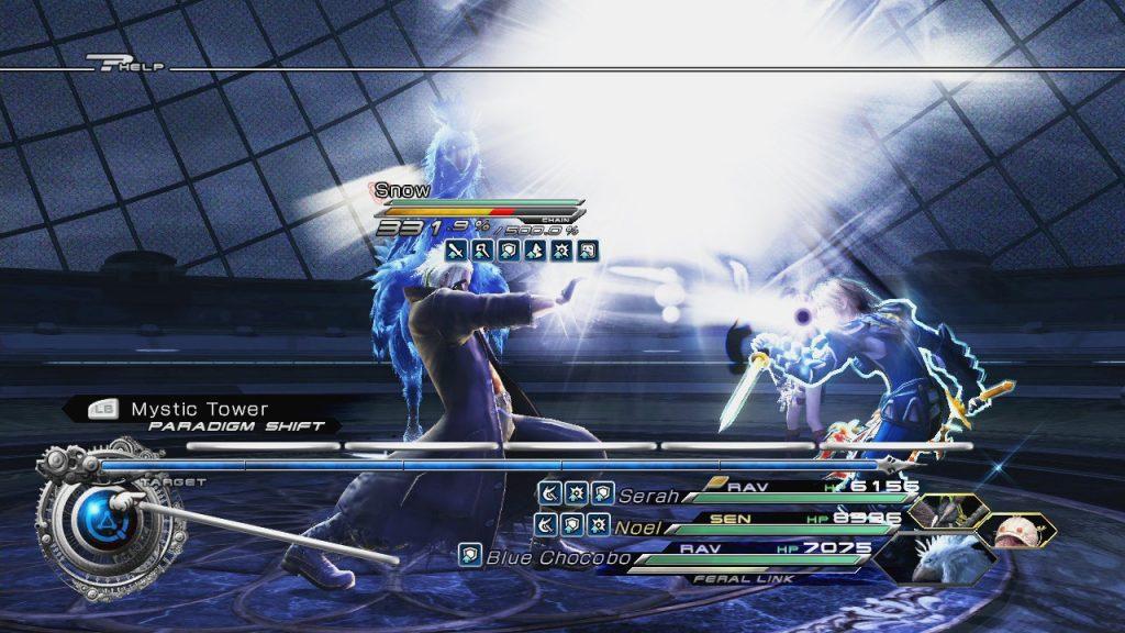 Sortie des derniers DLC de FFXIII-2 aujourd'hui!