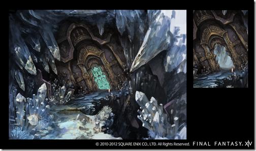 Screenshots et Artworks pour FFXIV