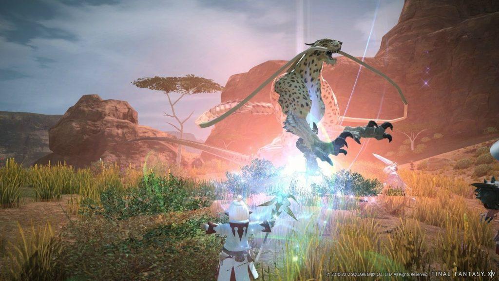 FFXIV: A Realm Reborn présente ses joutes en vidéo!