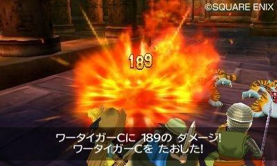 Dragon Quest VII nous en met plein les yeux!