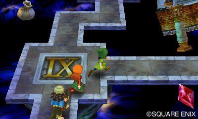Un trailer, une jaquette et des images pour Dragon Quest VII