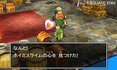 Récapitulatif des news Dragon Quest