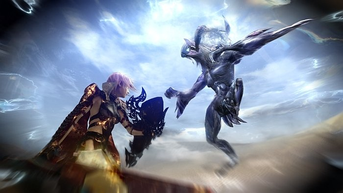 "Lightning Returns illustre ses ""Dunes de la Mort"""