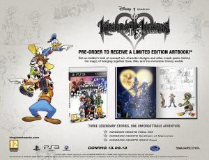 Kingdom Hearts 1.5 HD: Le 13 Septembre en France!