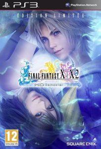 FFX/X-2 HD et son édition limitée de toute beauté !