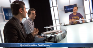 """Diffusion sur Game One et """"excuses"""""""
