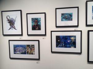 Square Enix organise une galerie pour la compilation FF X