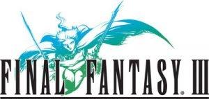 Final Fantasy III débarque dans votre PC!