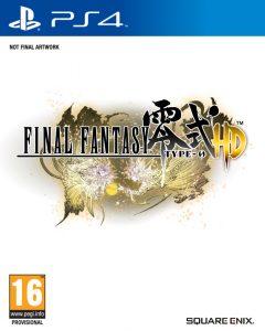 Final Fantasy: Type-0 HD (PS4, X1) et Agito annoncés!