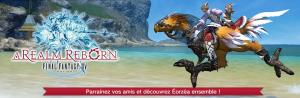 Période d'essai gratuite pour Final Fantasy XIV