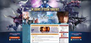 Final Fantasy Dream: En avant toutes!