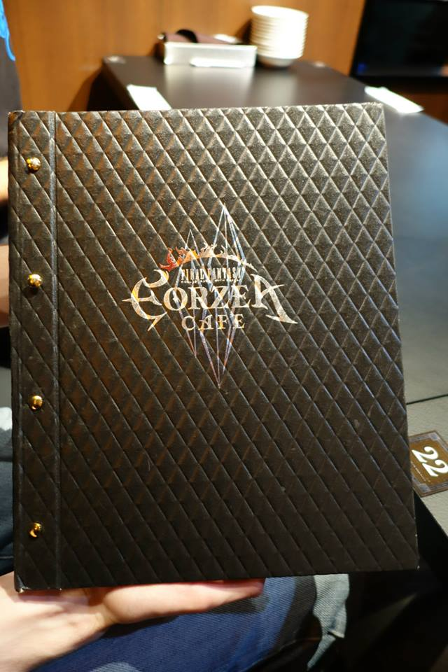 Reportage: Un après-midi à l'Eorzéa Café avec Yoshida-san