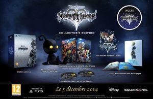 KH 2.5: Square Enix dégaine une édition collector!