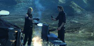Final Fantasy XV: Nouveaux détails autour du gameplay