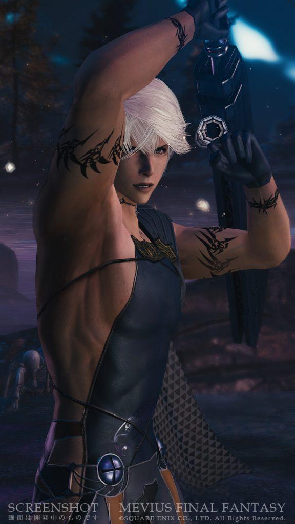 Mevius Final Fantasy: Des visuels de toute beauté