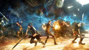 Reboot de la section Final Fantasy XV, et autres projets