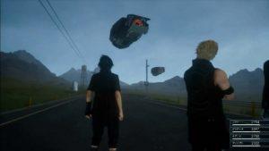 Final Fantasy XV: La question de l'airship