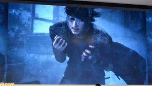 Final Fantasy XV: Noctis affronte le blizzard