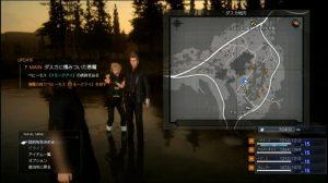 Final Fantasy XV: À la découverte du gameplay