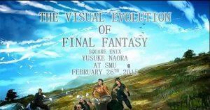 Final Fantasy XV fait le plein de concept-arts!
