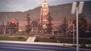 Bienvenue à la Blackwell Academy!