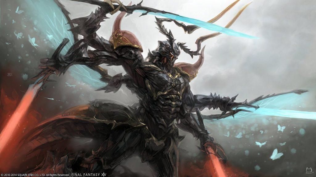 FF XIV Heavensward: Visual Works nous régale!