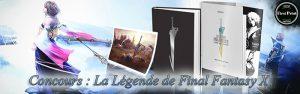 Remportez 5 ouvrages de La légende de Final Fantasy X