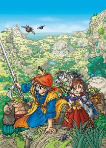 Dragon Quest VIII débarque sur 3DS!