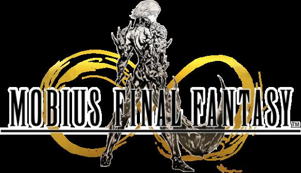 Logo Mobius Final Fantasy : Le Guerrier de la lumière