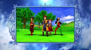 Premier trailer pour la version 3DS de Dragon Quest VIII