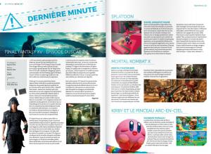 Retro Playing Mag 6, un magazine sur-mesure, et à prix libre