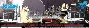 """Résultat du concours """"FF Type-0 en manga chez Ki-oon"""""""