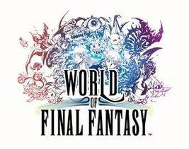 E3 2015: Un monde kawaii pour World of Final Fantasy
