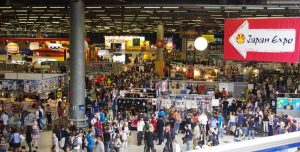 Retour sur la Japan expo 2015