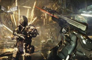 Rencontre avec les développeurs de Deus Ex: Mankind Divided