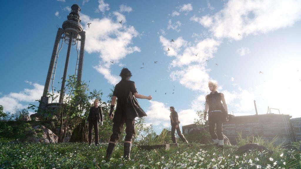 Final Fantasy XV: Deux nouveaux visuels et des concept-arts
