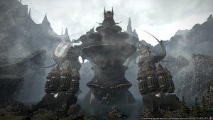 Final Fantasy XIV: Heavensward, présentation d'Alexander