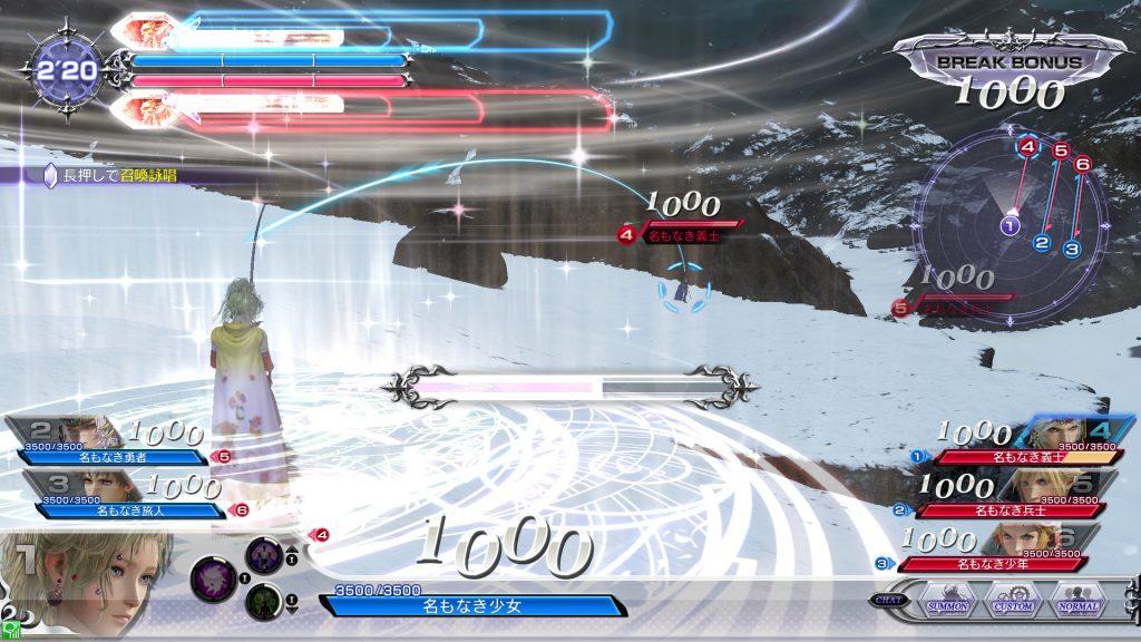 Dissidia Arcade: Date de sortie et nouveaux protagonistes