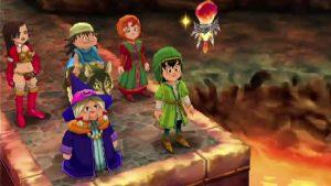 Florilège d'annonces pour la 3DS (Draque VII, VIII, Bravely)