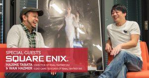Final Fantasy XV: Une conférence pour la Comic Fiesta