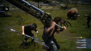 Battle Final Fantasy XV.jpg