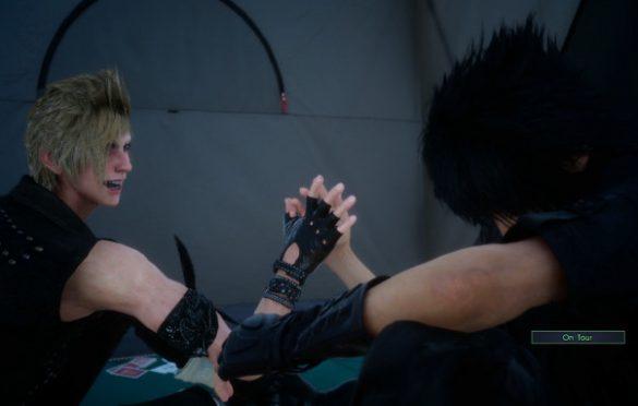 Final Fantasy XV: Episode Duscae
