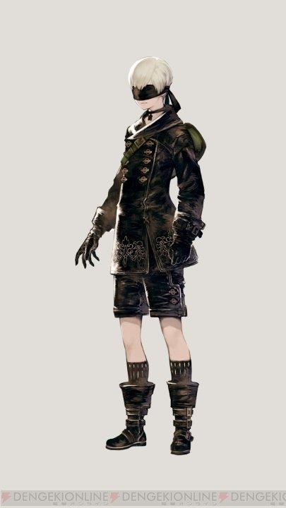 NieR Automata précise son casting et offre du gameplay