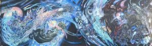 Amano Uncovered FF XV Artworks.jpg